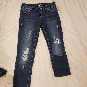 Maurice's skinny Jeans size M-Reg